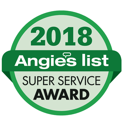 aaa exterminating is the winner of the angies list 2018 super service award